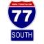 77 South