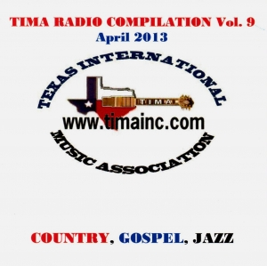 TIMA #9 Gospel, Country , Jazz, APRIL 2013 on AirPlay Direct