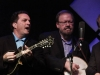 Larry Stephenson and Kenny Ingram performing during the 2014 IBMA World of Bluegrass