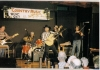 One of J.R.'s shows with his band.