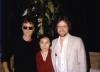 John Lennon, Yoko Ono & Ron Hummel