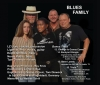 International BLUES FAMILY<br /> CD booklet credits  <br /> BLUES FAMILY<br /> LZ Love & Lightnin' Red