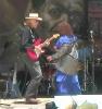 Red & Charmaigne Scott<br /> Monterey Bay Blues Fest 2012<br /> Monterey, California