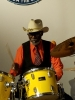 Dr. Jimmy Tillman, the Original Chicago Blues All Stars bandleader/drummer at Motor Row Brewing