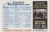 Singing News Bluegrass Chart - January 2019