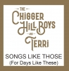 Cover of the single release - Songs Like Those (For Days Like These)