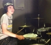 Colton Brown adds drum tracks throughout the album.