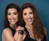 Meg Records/Nashville recording artists<br /> <br /> Renee & Michele DiSisto of the new duo 'RENELE'