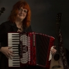 Linda McRae with Instruments - Cropped