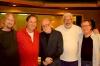 Randy With Mike Brignardello , Norbert Putnam, Greg Morrow and Randy McCormick at Addiction Sound, Nashville, TN