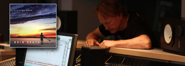 RICHARD PAGE|The voice of Mr. Mister debuts his new country album.