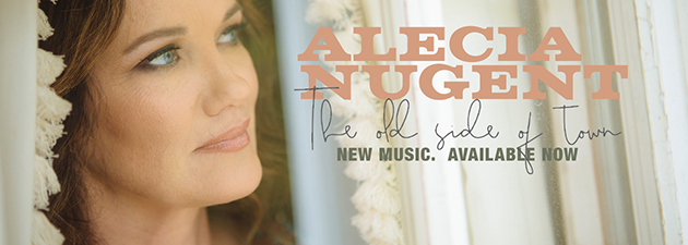 "ALECIA NUGENT|""a voice that was born to blend with fiddle and steel guitar"" ~ Robert K. Oermann"