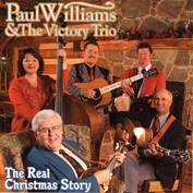 PAUL WILLIAMS|Christmas/Gopsel/Bluegrass