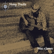 WAZ E JAMES|Americana/Country Rock