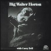 BIG WALTER HORTON|Blues