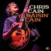 CHRIS CAIN|Blues/Soul/Rock