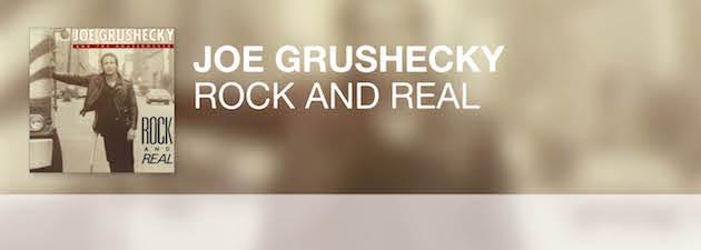 JOE GRUSHECKY|American blue-collar bar rock that draws on classic R&B from the 1970s on