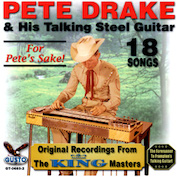 PETE DRAKE|Country/Traditional Gospel