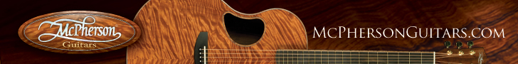 McPherson Guitar Acoustic Guitars. Custom guitars by McPherson Guitars.