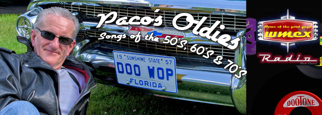 PACO|Gotta Love those 50's, 60's & 70's Oldies by Paco.