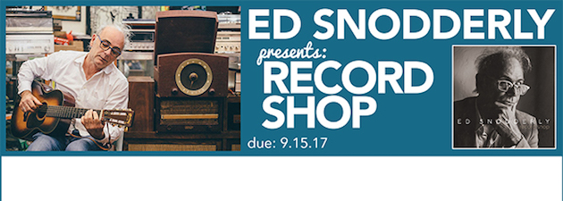 ED SNODDERLY|Songs refreshingly creative and undoubtedly original!