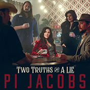 PI JACOBS|Americana/Blues Rock