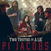 PI JACOBS|Americana/Blues Rock