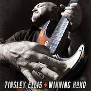 TINSLEY ELLIS|Blues/AAA