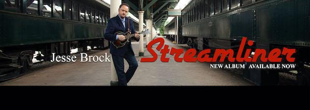 JESSE BROCK|Bluegrass at its finest delivered by Jesse Brock & his all-star cast.