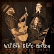 WALKER, KATZ, ROBSON|Blues/Americana