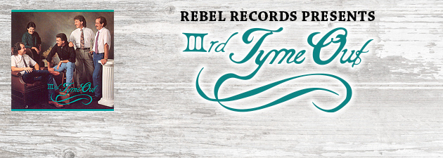 IIIrd TYME OUT| Debut album from one of contemporary bluegrass's established acts