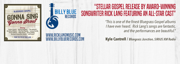 RICK LANG|All-Original Gospel Music By Award Winning Songwriter Rick Lang