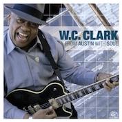 W.C. Clark Blues/Soul