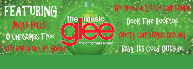 GLEE THE CHRISTMAS ALBUM| Your favorite Christmas Songs as only this cast can do it.