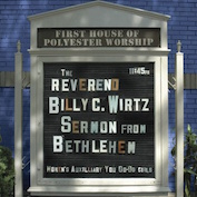 REV. BILLY C. WIRTZ|Blues/Comedy