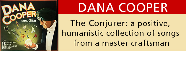 "DANA COOPER|""Soulful and honest with just the right amount of funk"""