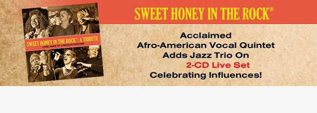 SWEET HONEY IN THE ROCK|Performing songs of Lincoln, Makeba, Holiday, others!