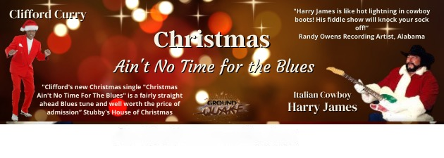 """HARRY JAMES & CLIFFORD CURRY