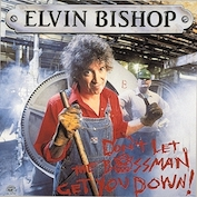 ELVIN BISHOP|Blues/Blues Rock