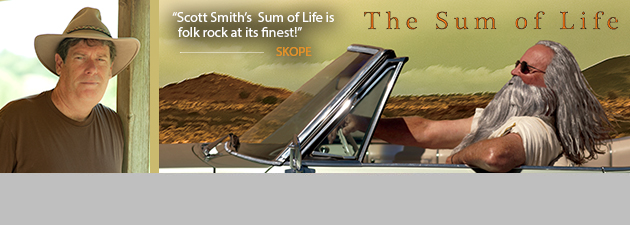 SCOTT SMITH A strong set of tracks, vocals & sizzling guitar work A pure joy!