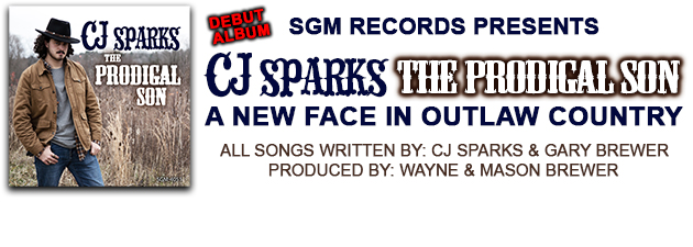 CJ SPARKS|A concept album relaying stories of trials, vices, & personal battle within