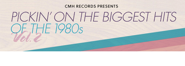 PICKIN' ON BIGGEST HITS OF THE 80S V2|Bluegrass takes on Power Ballads, British Pop, and New Wave!