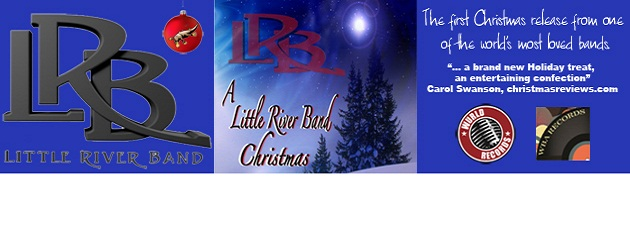 LITTLE RIVER BAND|Their first Christmas album..A New Holiday Classic