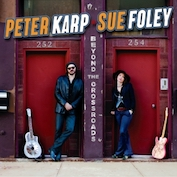 PETER KARP & SUE FOLEY|Blues/Americana