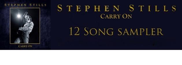 STEPHEN STILLS|50 Year Career Spanning Set Featuring Unreleased Songs