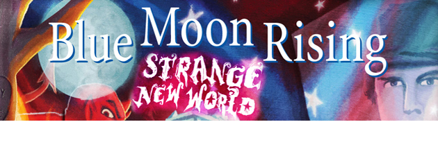 BLUE MOON RISING|BMR's fifth album from 2010 showcasing their range, versatility, and maturity