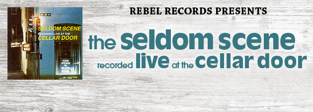 """SELDOM SCENE