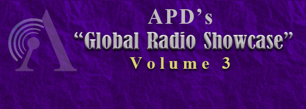 APD's GLOBAL RADIO SHOWCASE VOLUME 3|Best of Breed Blues / R&B / Jazz... you decide