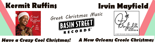BASIN STREET RECORDS|Christmas!  New Orleans Style.