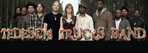 Tedeschi Trucks Band |Debut CD from 11-piece band fronted by Derek Trucks and Susan Tedeschi